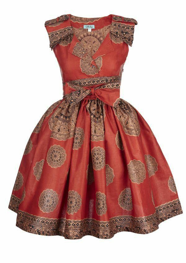 Pelaggia Circle Dress