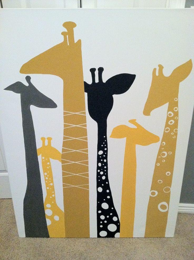 Roman's Giraffe Nursery