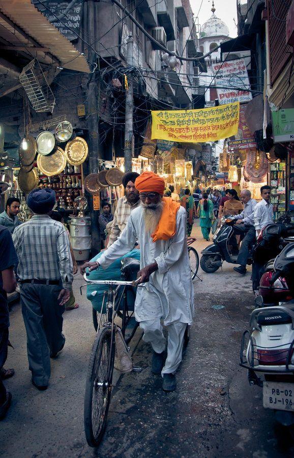 -- India via abstrack africana