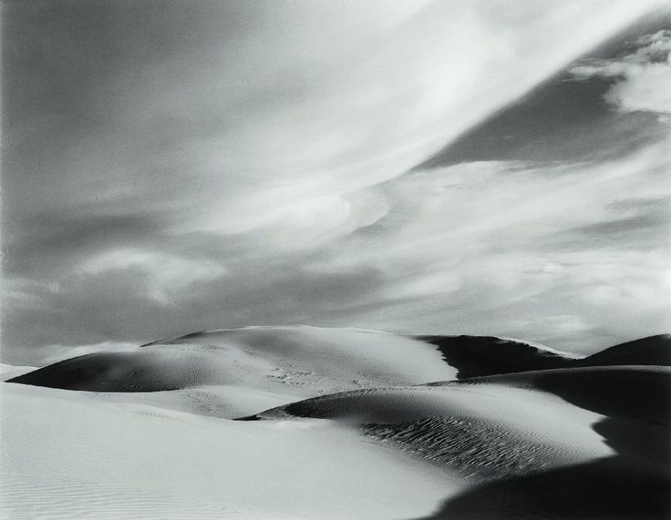 Edward Weston Collection | Edward Weston, Dunes , Oceano, 1936.  ...