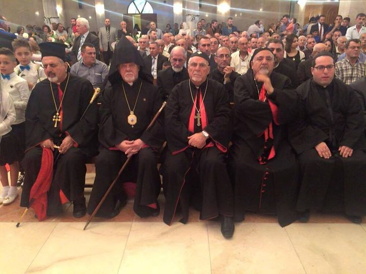 This week, #Baghdad's St.George's #Church reopened in an event attended by #Christian, #Muslim and Yazidi figures as well by Iraqi politicians. It might not seem so important from the outside, but for Iraq's Assyrians still plagued by Daesh (ISIS) attacks across the country, the ceremony was a new hope for change. The 2003 invasion of Iraq and subsequent sectarian chaos caused hundreds of thousands of Iraqi Christians to flee the nation's capital to Erbil in the North.