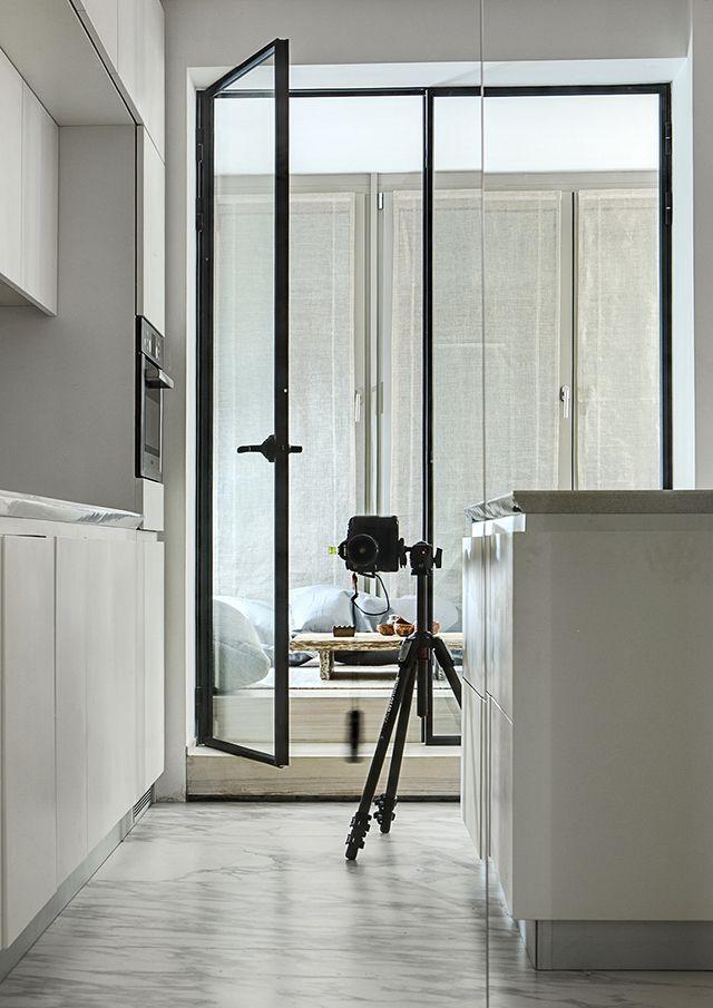 183 besten Glass doors Bilder auf Pinterest   Raumteiler ...