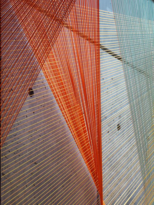 Prism Installation by Inés Esnal
