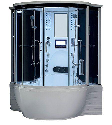 58 best steam showers images on pinterest steam showers for Bathroom design generator