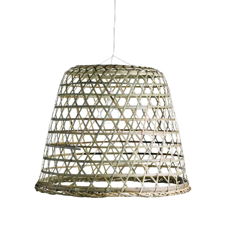 Tine K Home bamboe mand LAMP
