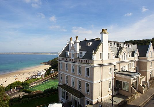 St Ives Harbour Hotel and Spa, St Ives, Cornwall - save 45% - http://www.moredeal.co.uk/shop/accommodation/st-ives-harbour-hotel-and-spa-st-ives-cornwall-save-45/