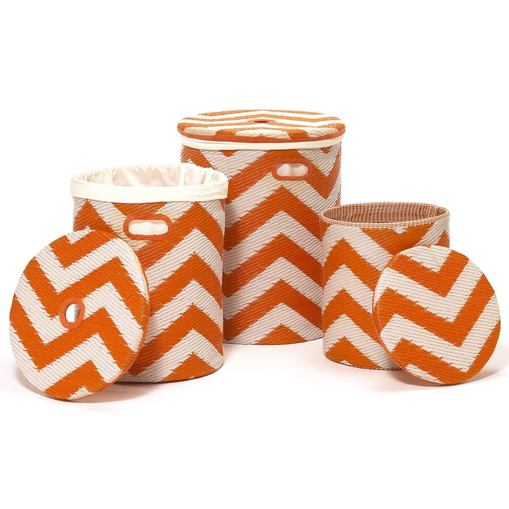 Fabric canisters