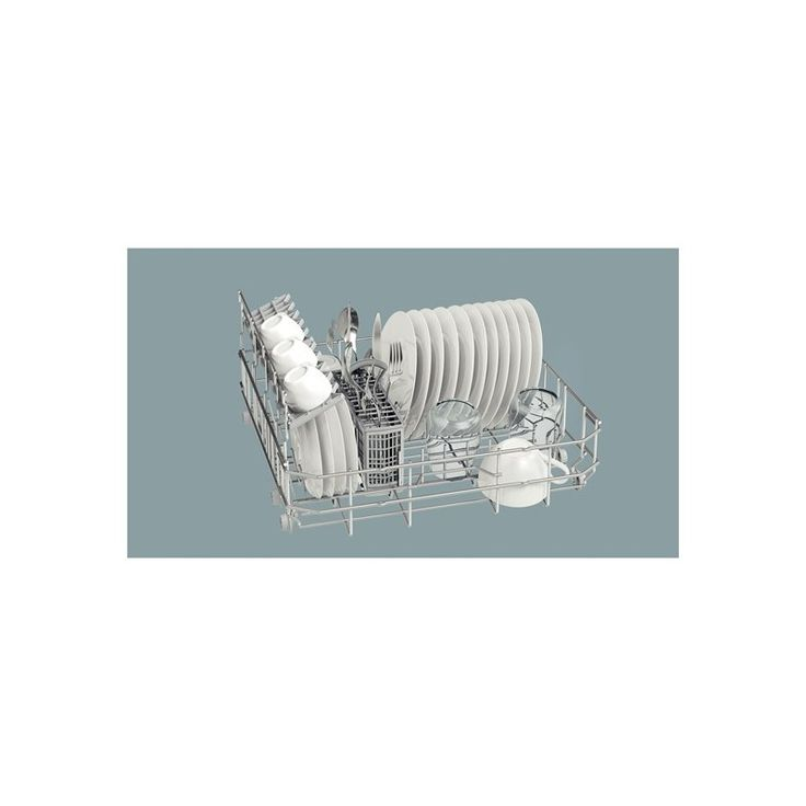 Masina de spalat vase Bosch SKS51E28EU, 6 seturi, 5 programe, A+, inox - Iak