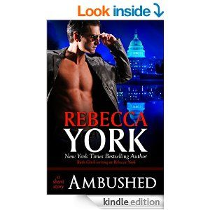 She's a federal witness. He's her body guard.  Can he save her life, and can the work out their rocky relationship?