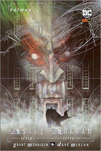 Batman - Asilo Arkham - Uma Séria Casa em um Sério Mundo - Livros na…