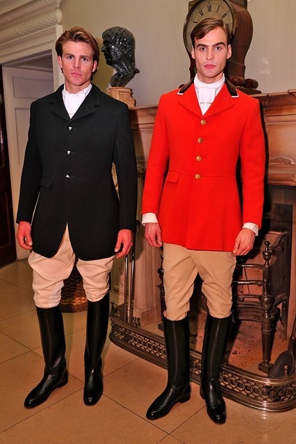Savile Row (Men London Fashion Week f/w 2013-14) - Repinned