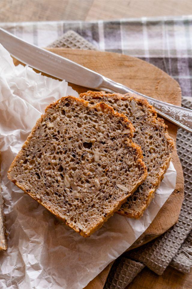 Selbstgebackenes Brot Ist Einfach Am Besten Vor Allem Wenn Es Besonders Saftig Und Lange Haltbar Ist Unser Selbstg Dinkelvollkornbrot Vollkorn Susse Brotchen