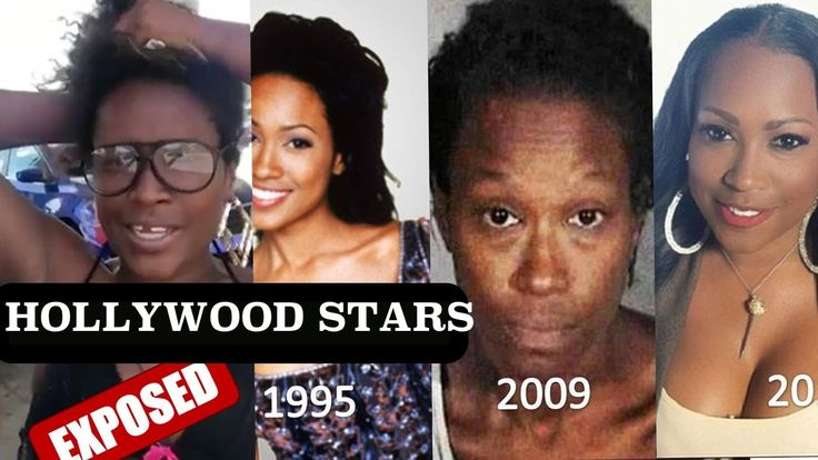 Maia Campbell EXPOSED Toothless & Strung Out Atlanta - REFUSE LL COOL J ...