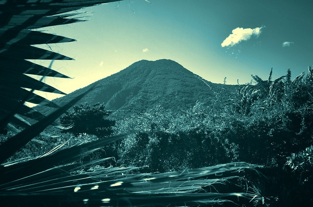 Photo of the Day: March 9, 2012 - Volcan San Pedro.  San Pedro la Laguna, Guatemala.