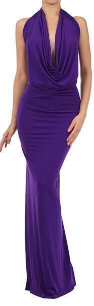 OOH LA LA PURPLES CONVERTIBLE MULTI WAY Maxi Dress