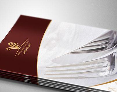 "Check out my @Behance project: ""White Palace Hotel Menu"" https://www.behance.net/gallery/22293409/White-Palace-Hotel-Menu"