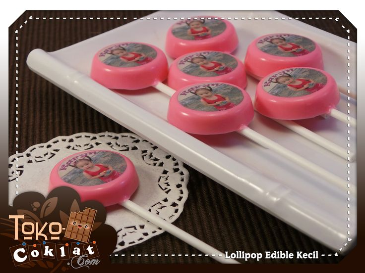 lollipop edible kecil