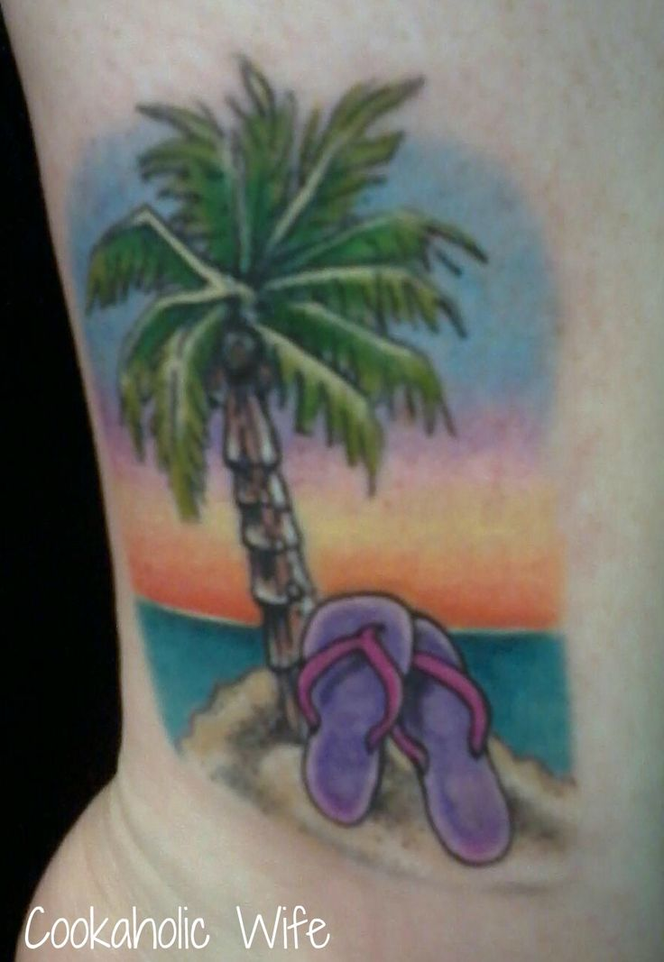 39 best images about palm tree tattoos on pinterest beach tattoos goldfish and paw tattoos. Black Bedroom Furniture Sets. Home Design Ideas