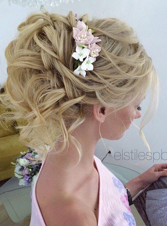 Elstile wedding hairstyles for long hair 63 - Deer Pearl Flowers / www.deerpearl...