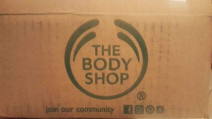 Shopping Online: The Body Shop