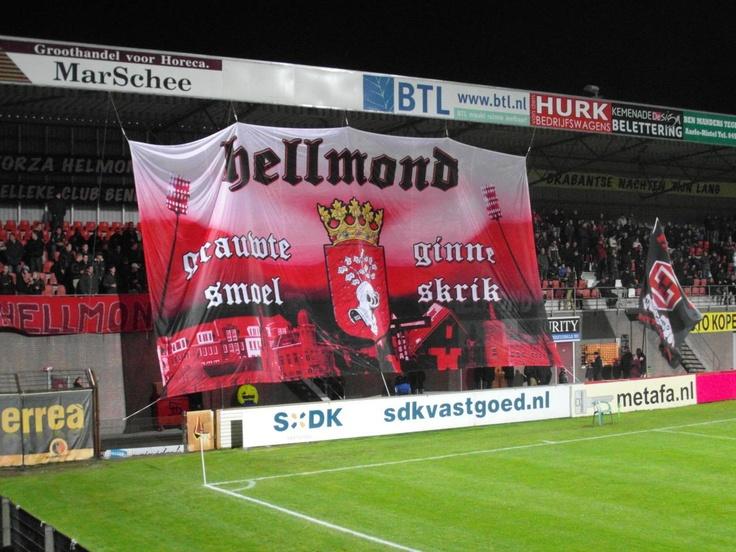 Mike02041981 @ Helmond Sport-Cambuur