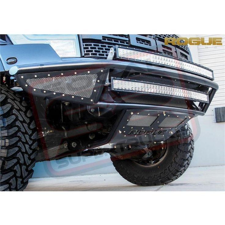 2010-2014 Ford F150 Raptor Throttle Front Offroad Bumper