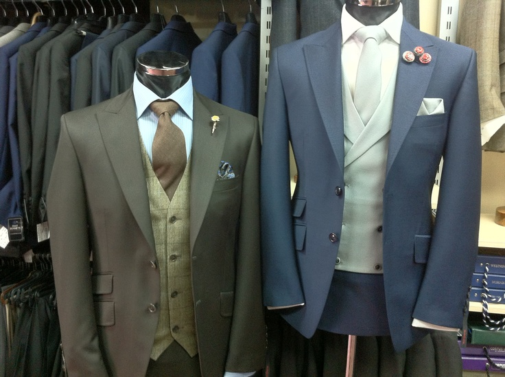 New Vintage Wedding Suit Hire Range From Jack Bunneys
