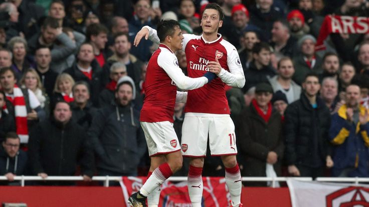Arsene Wenger expects Sanchez and Ozil to stay beyond transfer window #News #AlexisSanchez #Arsenal #ArseneWenger #Football