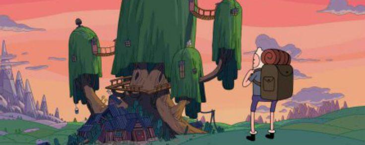 'Hora de Aventuras' revelará qué pasó con los humanos en una miniserie  La famosa animación regresa a Cartoon Network el 30 de enero de 2017 con ocho nuevos episodios que contarán el misterioso pasado de Finn.   Hora de... http://sientemendoza.com/2016/12/18/hora-de-aventuras-revelara-que-paso-con-los-humanos-en-una-miniserie/