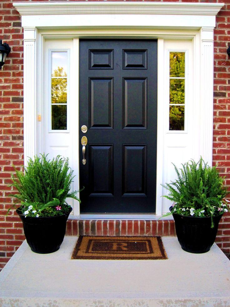 Best 25+ Front door plants ideas on Pinterest