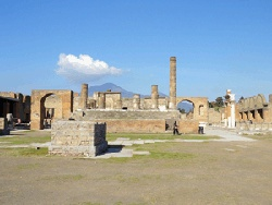 "One of my favorite places I have ever been!   Sites under threat: Pompeii ""the 2,000-year-old city is literally falling down"""