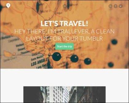 50 Most Advisable Free Tumblr Themes