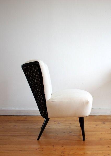 17 migliori idee su cocktailsessel su pinterest moderno retr retr e salone vintage. Black Bedroom Furniture Sets. Home Design Ideas