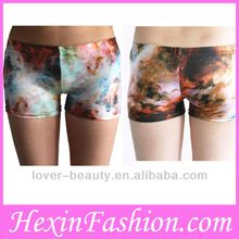 Wholesale Resplendent Sunset Cosmic Women Shorts Best Buy follow this link http://shopingayo.space