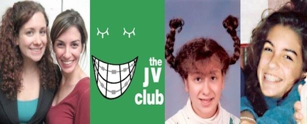 The JV Club episode 20: Dannah Phirman and Danielle Schneider! Listen to the episode on iTunes or at nerdist.com/2012/07/the-jv-club-20-dannah-phirman-and-danielle-schneider/