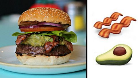 GBK offers free bacon and avocado burgers to celebrate new emoji symbols