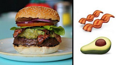 GBK offers free bacon and avocado burgers to celebrate new emoji symbols