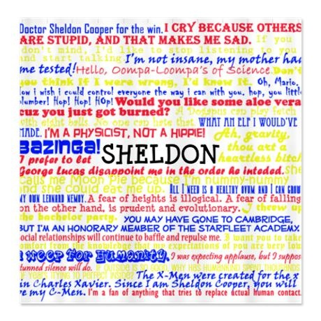 17 Best images about Sheldon quotes on Pinterest | Mothers, Nerd ...