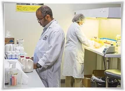 Εργαστηριακές Δοκιμές και Αναλύσεις Σταθεροποιημένου Ζελέ Αλόης Βέρα.  #ForeverLivingProducts   #AloeVera