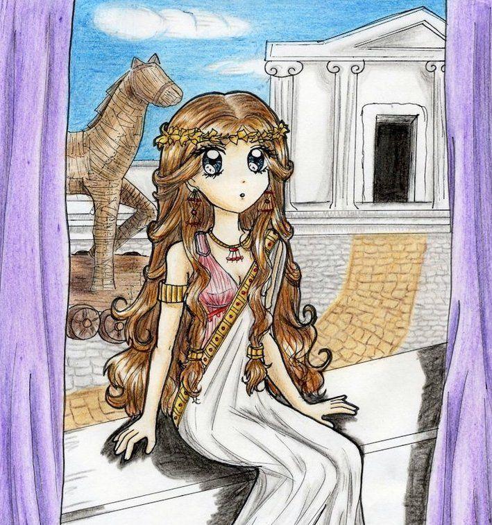 A la orilla del bar : Helena de Troya (+18)