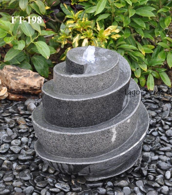 Купить Декоративный фонтан для сада для дачи, садовые фонтаны в интернет-магазине Lago Verde