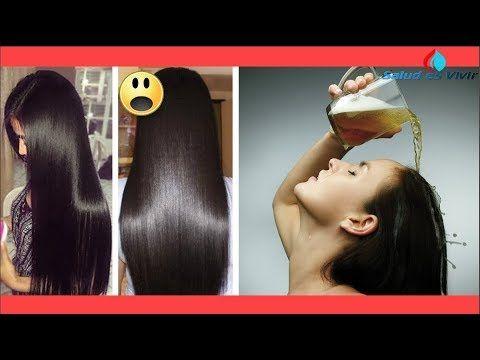 Mezcla cerveza y plátano, alplícalo en tu cabello y te quedará de maravilla