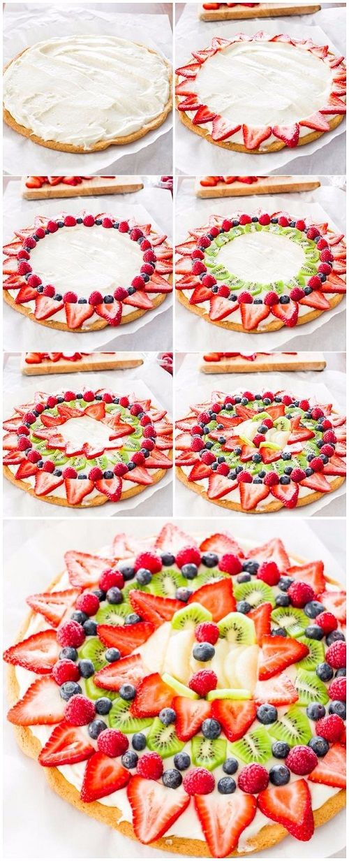 fruit bar healthy fruit tart recipes