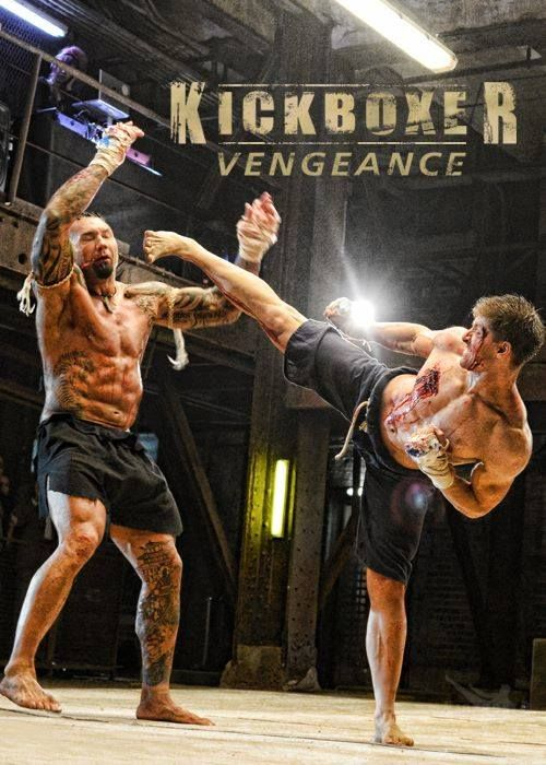 M.A.A.C. – First Teaser Trailer For KICKBOXER: VENGEANCE Starring ALAIN MOUSSI & JCVD. UPDATE: Latest Image