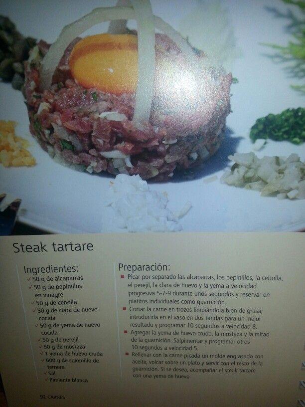 Steak tartare | ??IDENTITY CRISIS!! | Pinterest | Steak Tartare and ...
