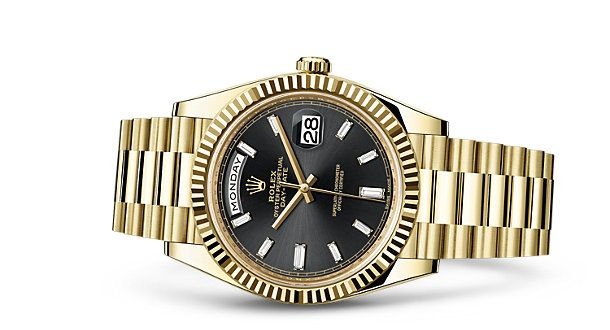 Rolex Day-Date 40 Watch: 18 ct yellow gold - 228238