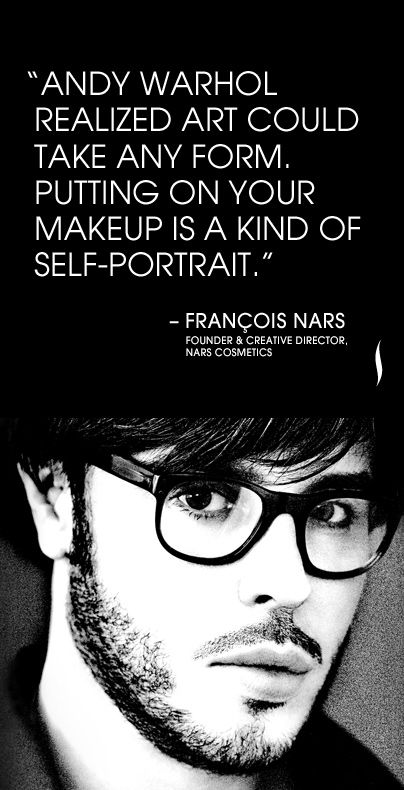 #NARS #Sephora what a good reason to make sure your look accurately represents YOU!