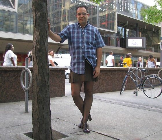 Freedom from pantyhose
