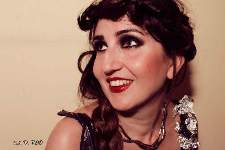 MakeUp by Noemi P.  Hair and photo by Ele D.