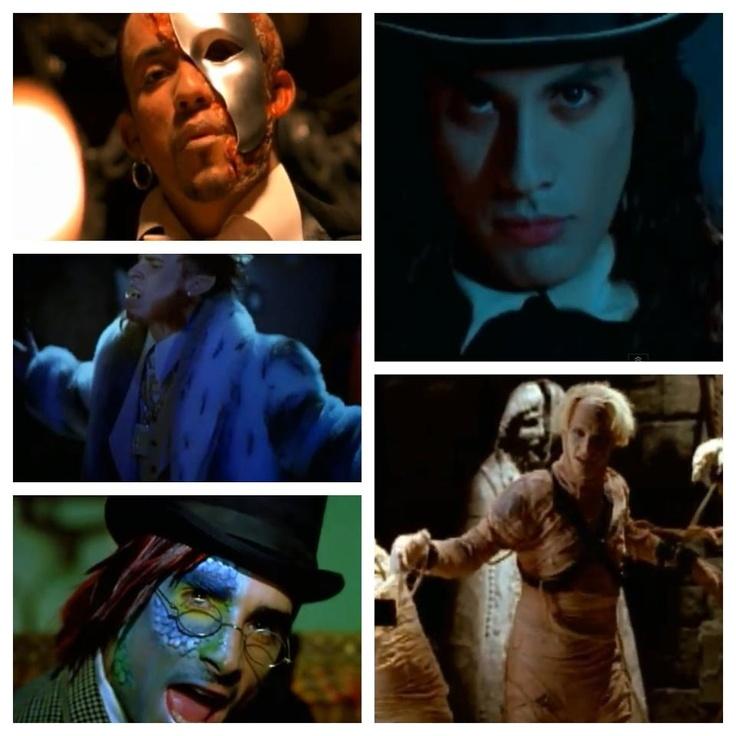 Everybody (Backstreets Back) Happy Halloween BOO!! Everybody Backstreet's Back Alright   P'S  Goodbye Halloween